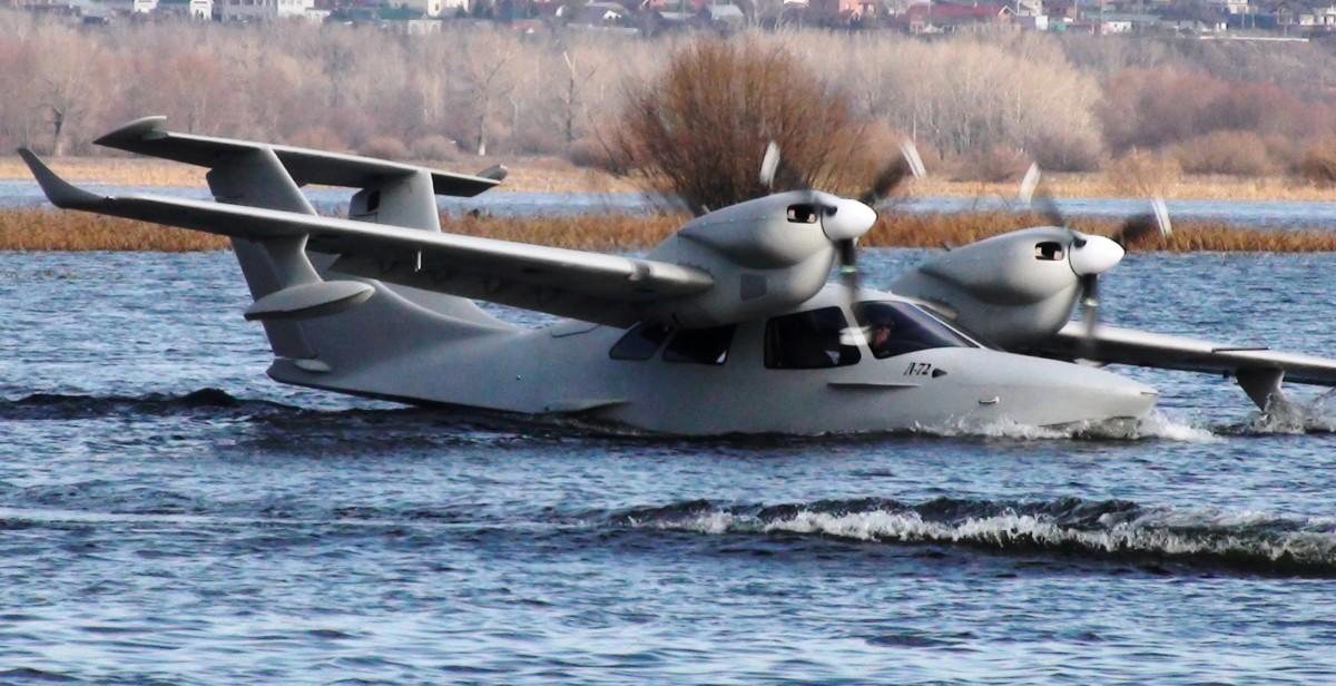 L-72 testing - SeaBear Aircraft