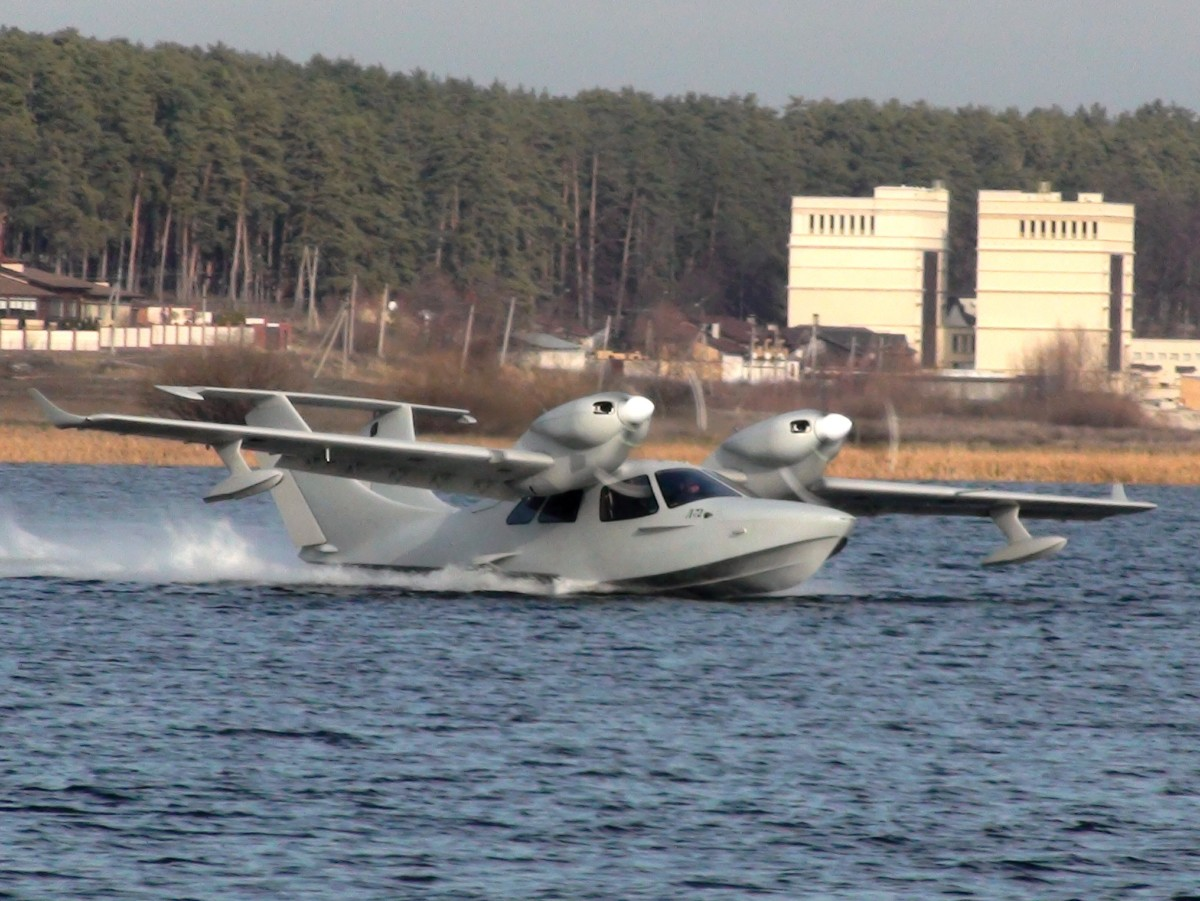 The l-72 tests are finished - SeaBear Aircraft